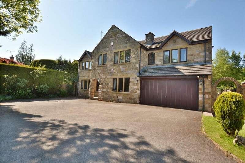 6 Bedrooms Detached House for sale in Woodlands Close, Scarcroft, Leeds, West Yorkshire