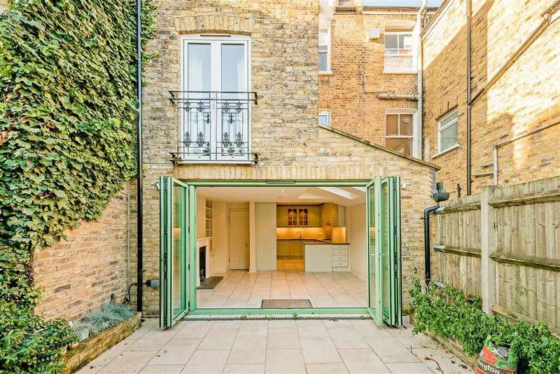5 Bedrooms Terraced House for sale in Tabor Road, W6