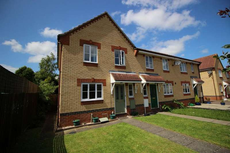 3 Bedrooms End Of Terrace House for sale in Clover End, Witchford