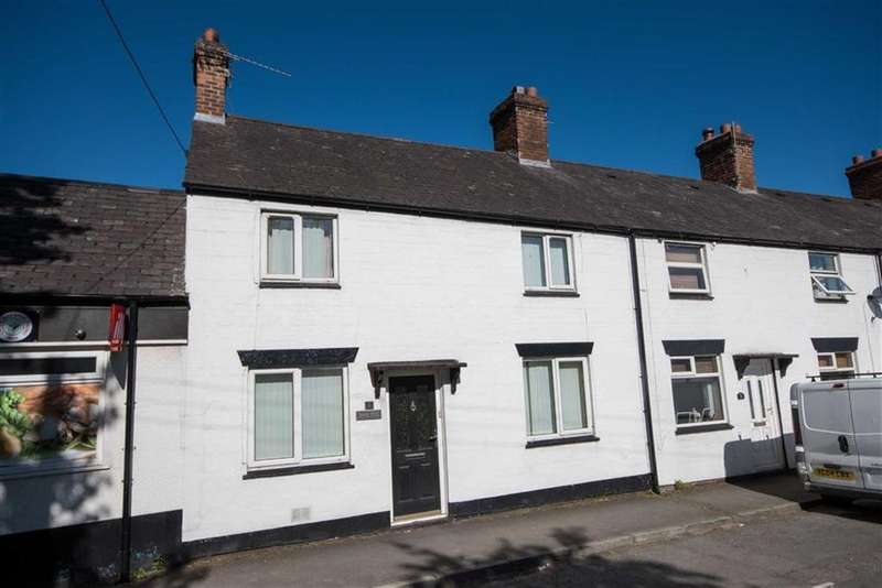 3 Bedrooms Terraced House for sale in Wern Fechan, Ruthin