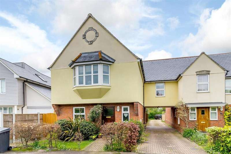 4 Bedrooms Detached House for sale in Back Road, Writtle