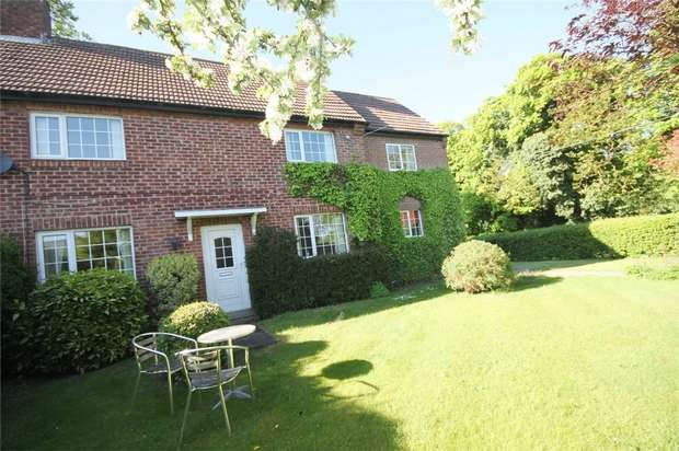 3 Bedrooms Cottage House for sale in Witton Hall Cottages, Witton Gilbert, Durham