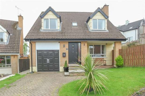 4 Bedrooms Detached House for sale in The Brackens, Newtownabbey, County Antrim