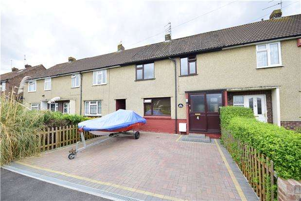 3 Bedrooms Terraced House for sale in The Close, Soundwell, BRISTOL, BS16 4PH
