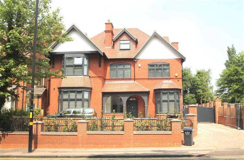6 Bedrooms Detached House for sale in Hagley Road, Harborne