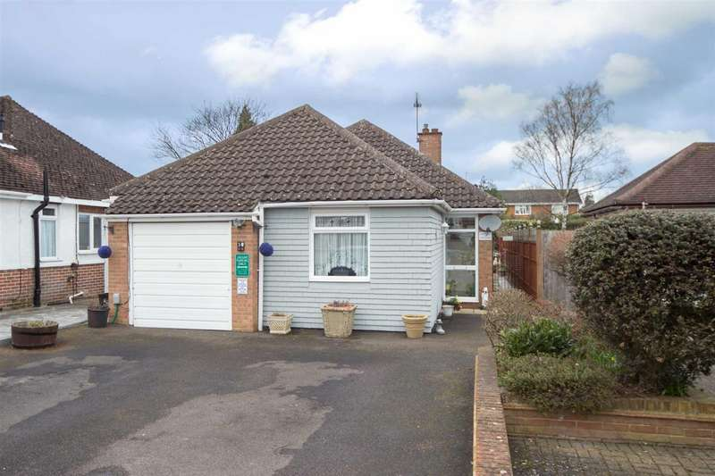 3 Bedrooms Detached Bungalow for sale in Leighton Road, Toddington