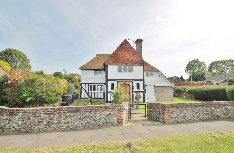 3 Bedrooms Detached House for sale in Lower Higham Road , Gravesend, DA12 2NR