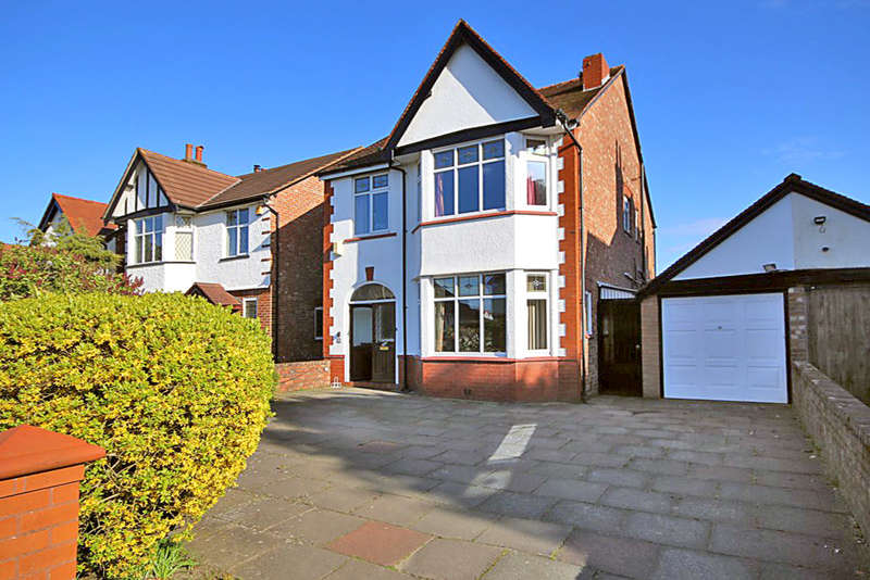 4 Bedrooms Detached House for sale in Rookery Road, Southport