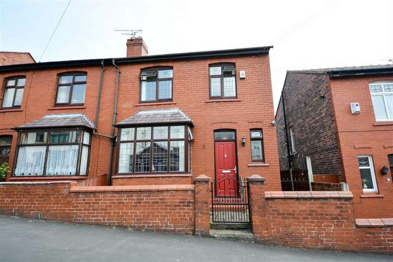 3 Bedrooms Semi Detached House for sale in Wrightington Street, Swinley, Wigan, WN1