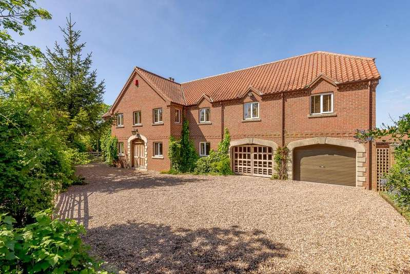 6 Bedrooms Detached House for sale in Rivendell, South Street, North Kelsey, Market Rasen, LN7