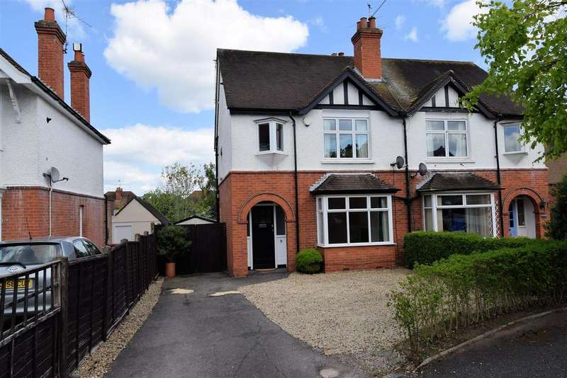 4 Bedrooms Semi Detached House for sale in Beechwood Avenue, Tilehurst, Reading