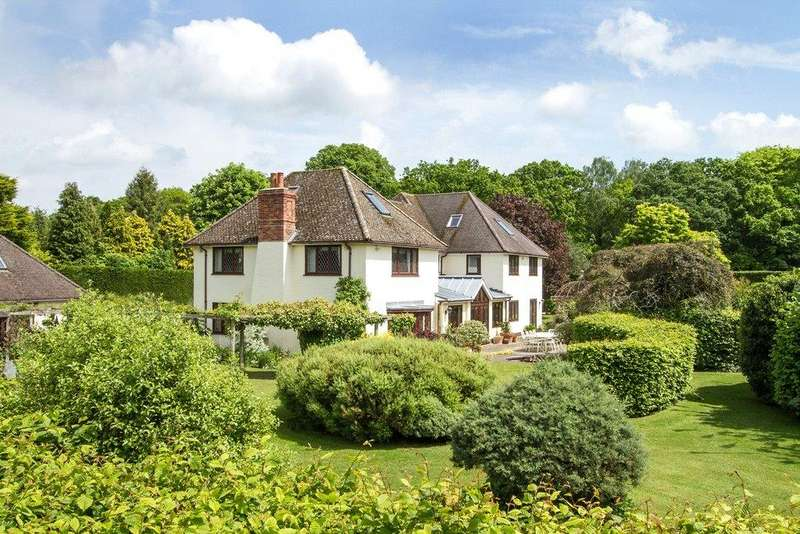 7 Bedrooms Detached House for sale in Heatherwold, Burghclere, Newbury, Hampshire, RG20
