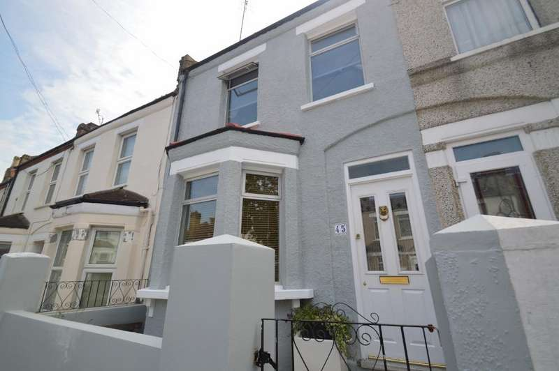 2 Bedrooms Terraced House for sale in Miriam Road, Plumstead, London SE18