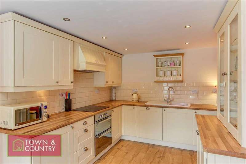 5 Bedrooms Detached House for sale in Chandlers Court, Connah's Quay, Deeside, Flintshire