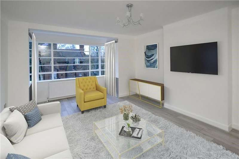 3 Bedrooms Apartment Flat for rent in Greenway Close, Stoke Newington