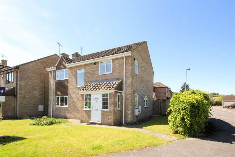 4 Bedrooms Detached House for sale in Underhill Road, Charfield, South Gloucestershire, GL12 8TQ