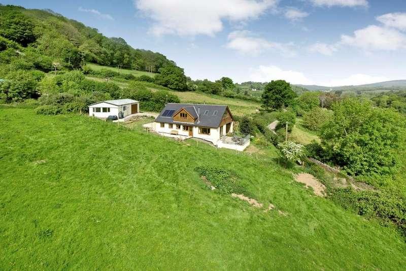 5 Bedrooms Detached House for sale in Buckfastleigh