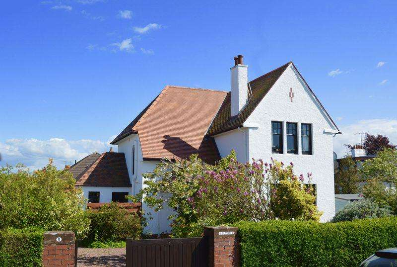 3 Bedrooms Detached Villa House for sale in Belmont Avenue, Ayr