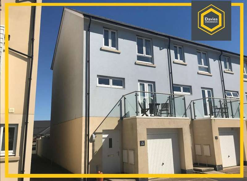 3 Bedrooms End Of Terrace House for sale in Janion, Llanelli, SA15