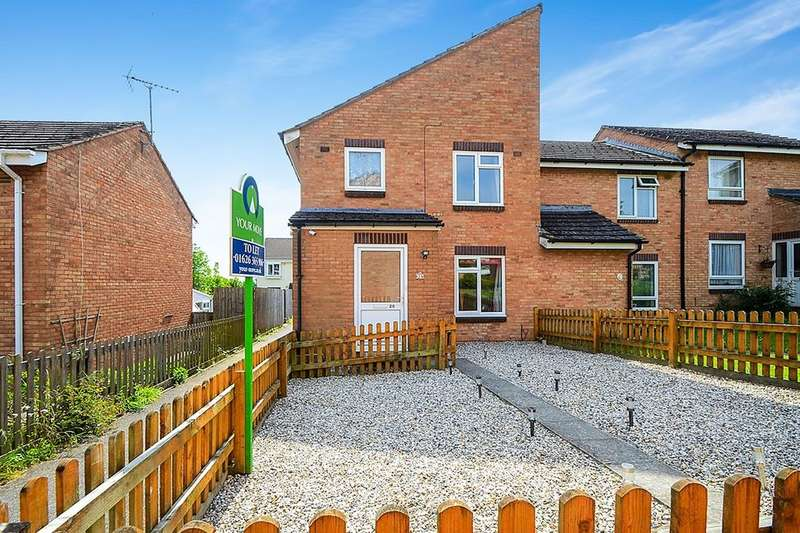 3 Bedrooms Semi Detached House for rent in Moorsend, Bradley Valley, Newton Abbot, TQ12