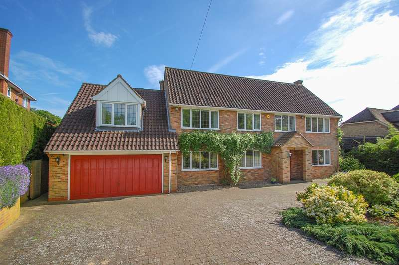 5 Bedrooms Detached House for sale in Mill Lane, Gerrards Cross, SL9