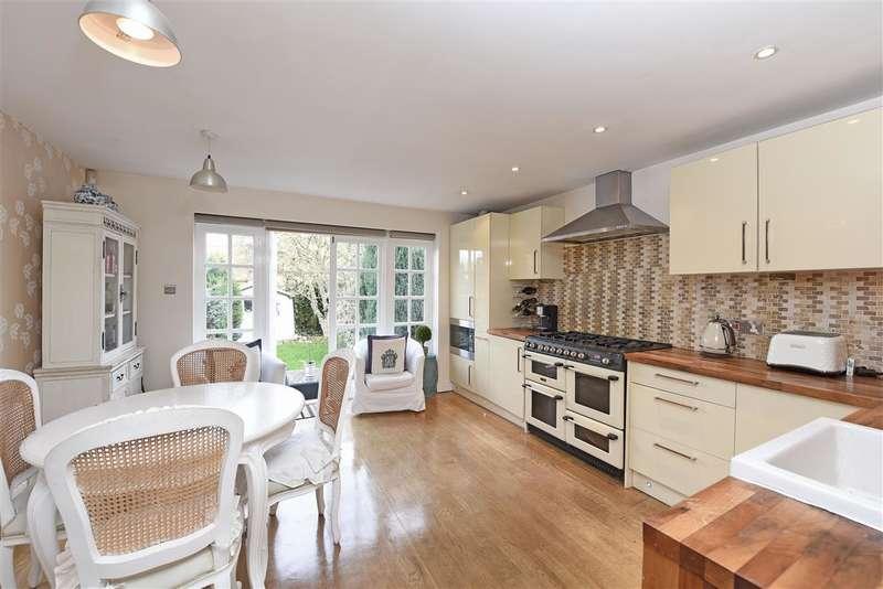 3 Bedrooms Terraced House for sale in Hobbes Walk, Putney, London
