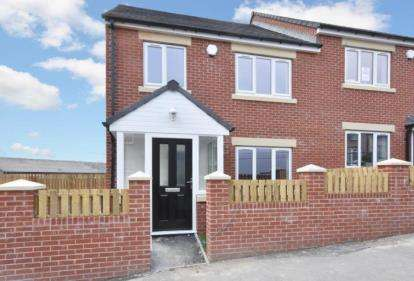 3 Bedrooms Semi Detached House for sale in Holywell Development, Holywell Road, Sheffield