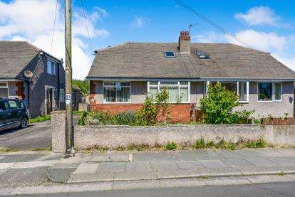 3 Bedrooms Bungalow for sale in Corringham Road, Morecambe, LA4