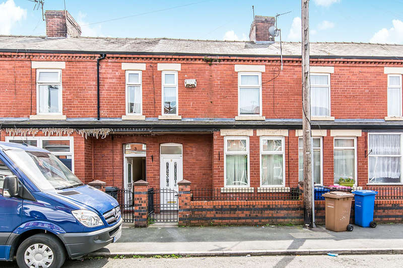 2 Bedrooms Terraced House for sale in Glendore, Salford, M5