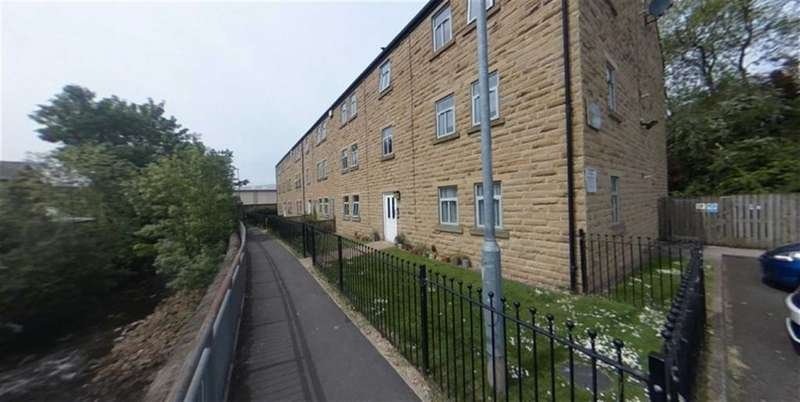 2 Bedrooms Flat for sale in Shrewsbury Street, Glossop