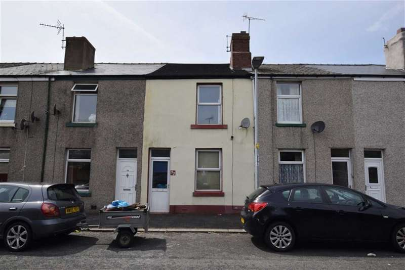 2 Bedrooms Terraced House for sale in Bradford Street, Barrow In Furness, Cumbria