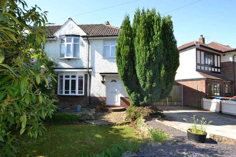 3 Bedrooms Semi Detached House for sale in Tennyson Road, Cheadle