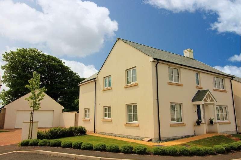 5 Bedrooms Detached House for sale in Barton Brake, Wembury