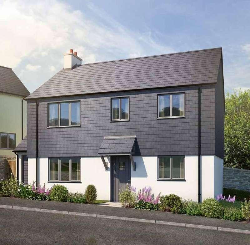 3 Bedrooms Detached House for sale in Blackawton, South Devon TQ9
