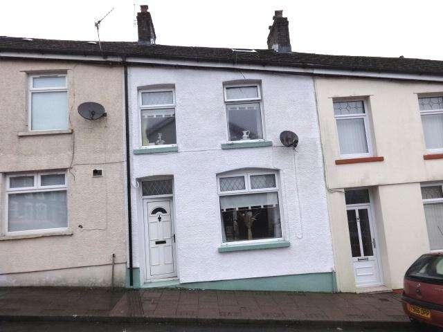 3 Bedrooms Terraced House for sale in Wood Street, Maerdy, Ferndale