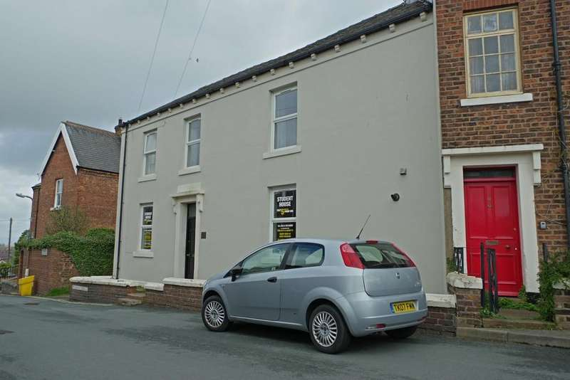 4 Bedrooms End Of Terrace House for sale in Knowe Terrace, Carlisle