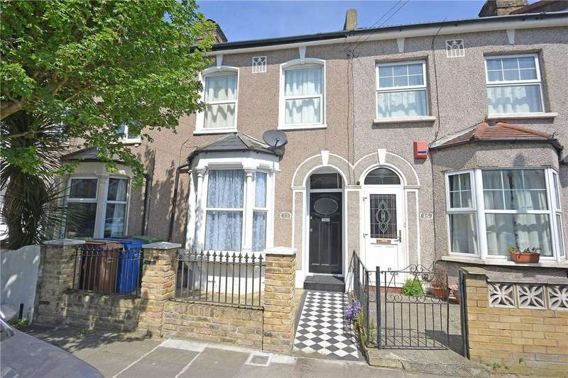 3 Bedrooms Terraced House for sale in Wroxton Road, Nunhead, London, SE15