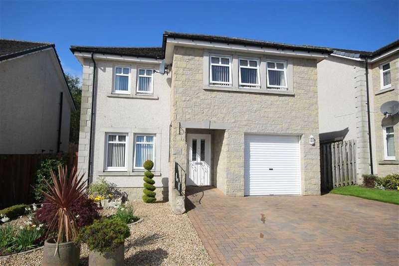4 Bedrooms Detached House for sale in 3, Geatons Road, Lochgelly, Fife, KY5