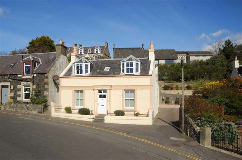 5 Bedrooms Detached House for sale in Coventry Cottage, 26, Drummochy Road, Lower Largo, Fife, KY8