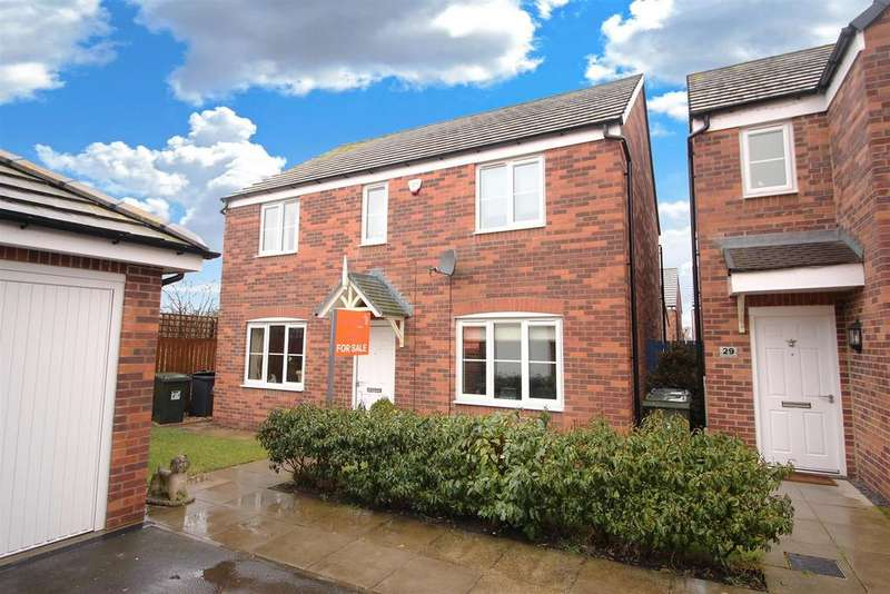 4 Bedrooms Detached House for sale in Greenacres Close, Newcastle Upon Tyne