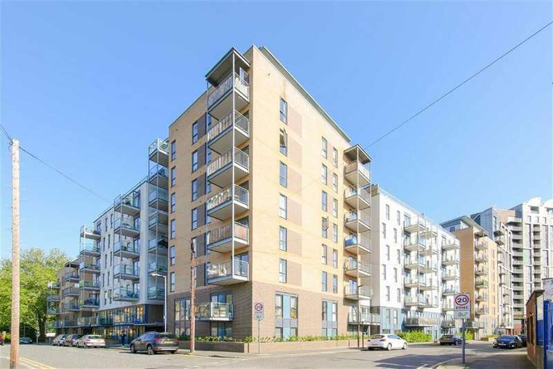 2 Bedrooms Apartment Flat for sale in Jupiter House, Canning Town, London