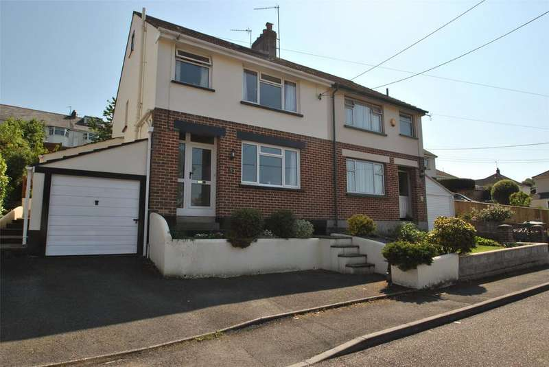 4 Bedrooms Semi Detached House for sale in North View Avenue, Bideford