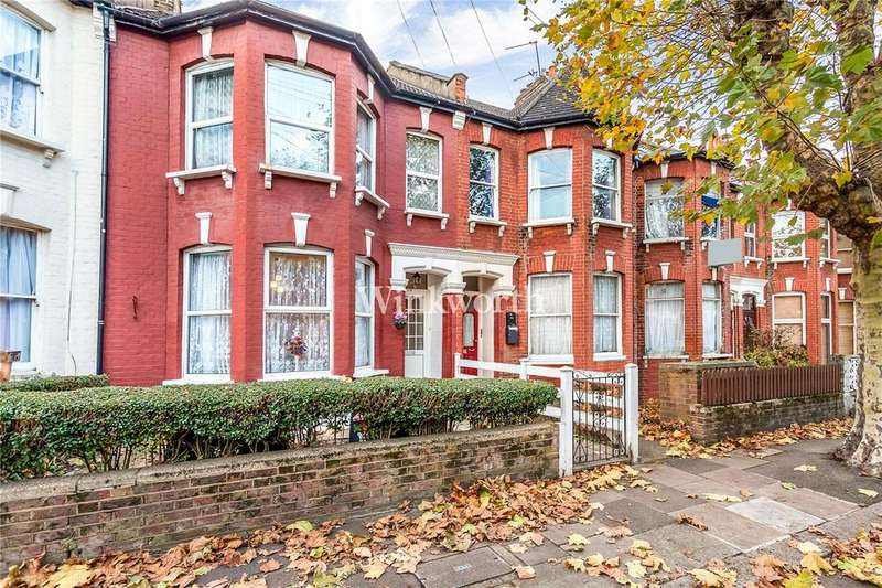 3 Bedrooms Terraced House for sale in Carlingford Road, London, N15