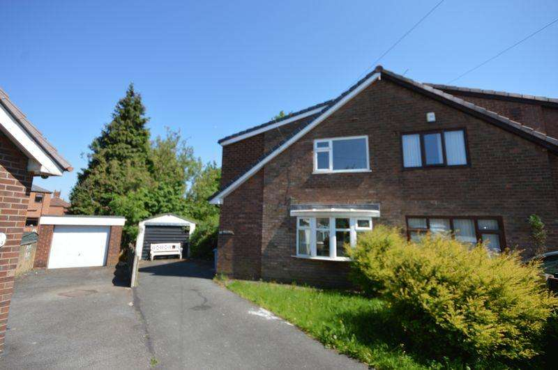 3 Bedrooms Semi Detached House for sale in Chestnut Grove, Manchester
