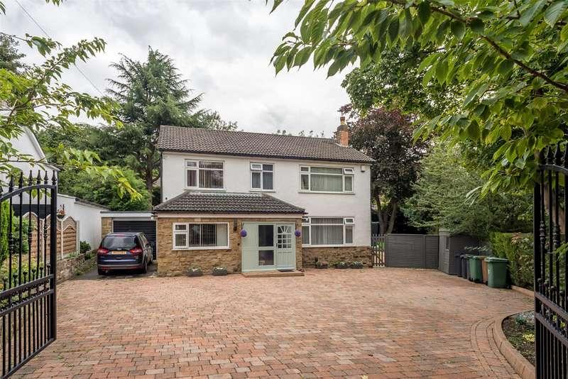 4 Bedrooms Detached House for sale in Elmete Grove, Leeds, West Yorkshire, LS8