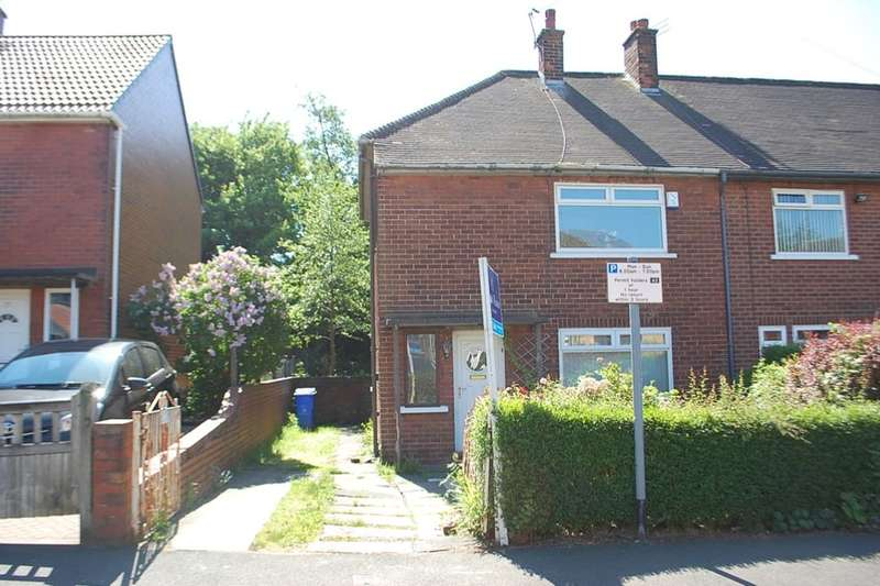 2 Bedrooms Terraced House for sale in County Avenue, Ashton-Under-Lyne, OL6