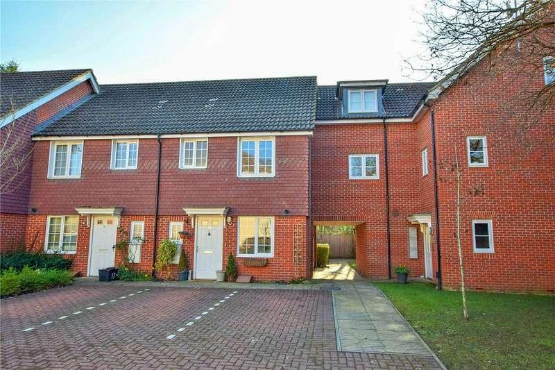 3 Bedrooms Terraced House for sale in Wayside, Winnersh, Wokingham, Berkshire, RG41