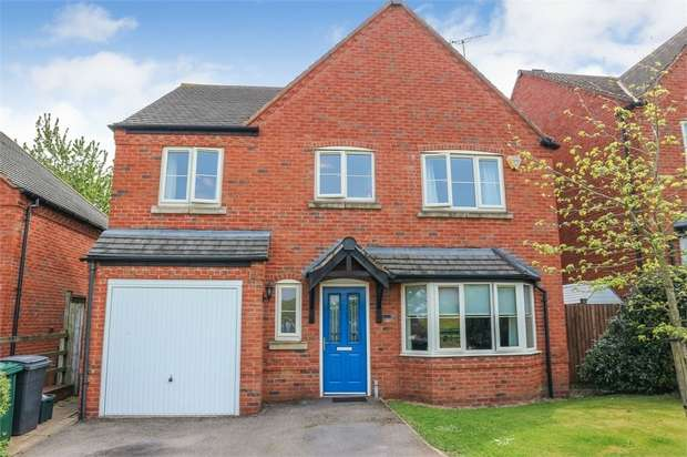 5 Bedrooms Detached House for sale in Brunt Lane, Woodville, Swadlincote, Derbyshire