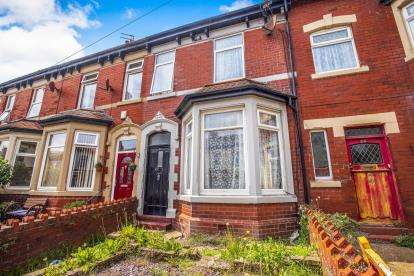 4 Bedrooms Terraced House for sale in Warbreck Drive, Blackpool, Lancashire, ., FY2