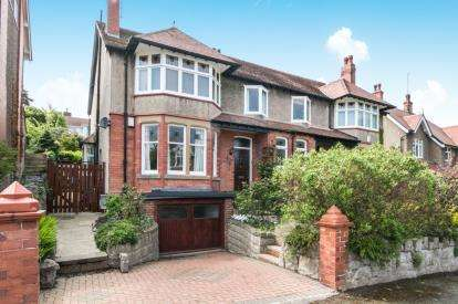 4 Bedrooms Semi Detached House for sale in Bodelwyddan Avenue, Old Colwyn, Colwyn Bay, Conwy, LL29